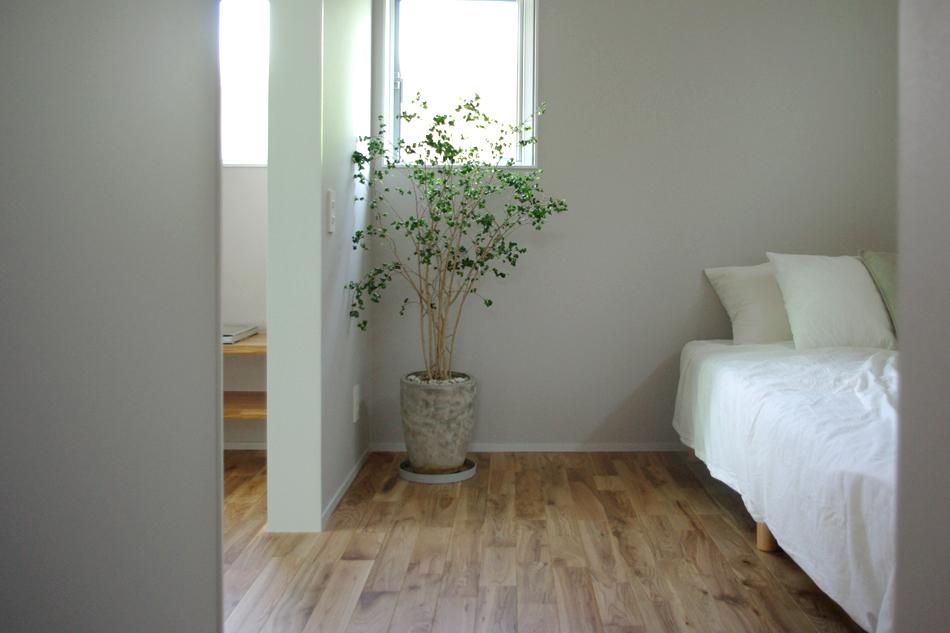 ベッド,寝室,窓