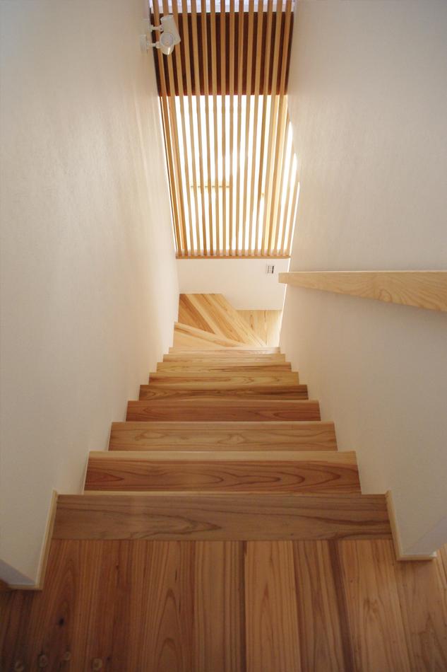 階段,格子,手すり