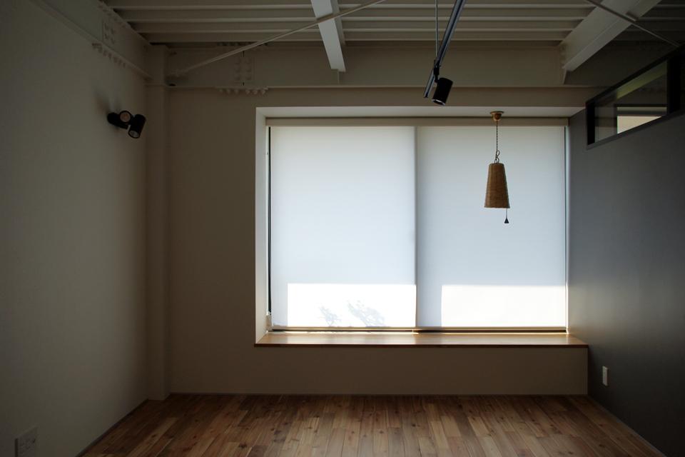 リビング,南の窓,